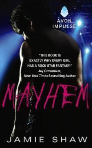 Mayhem cover