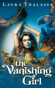 Vanishing Girl Cover